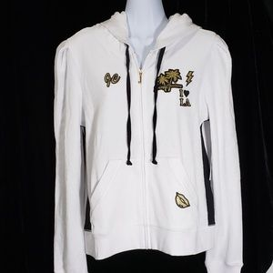 Juicy Couture Puffer Sleeve Jacket